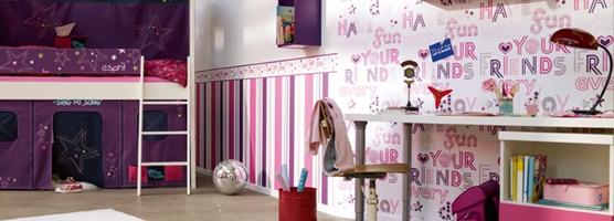 Papel Pintado Infantil Esprit Kids 2
