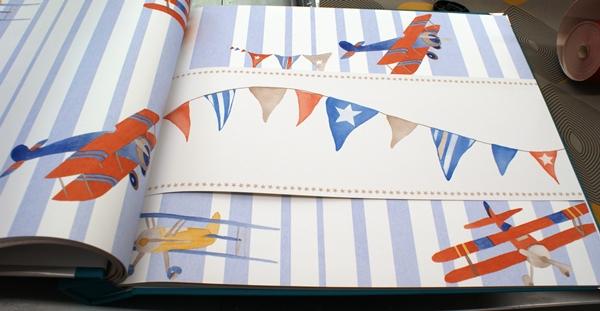 Papel pintado infantil abracadabra papel pintado infantil - El mundo del papel pintado ...