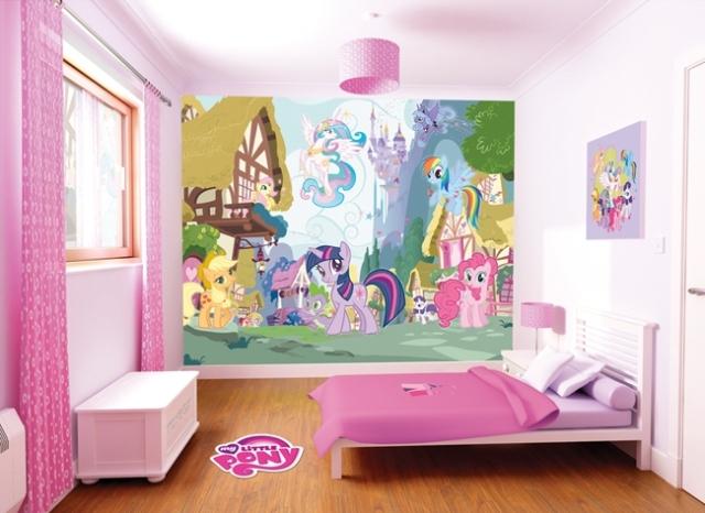 fotomural my little pony