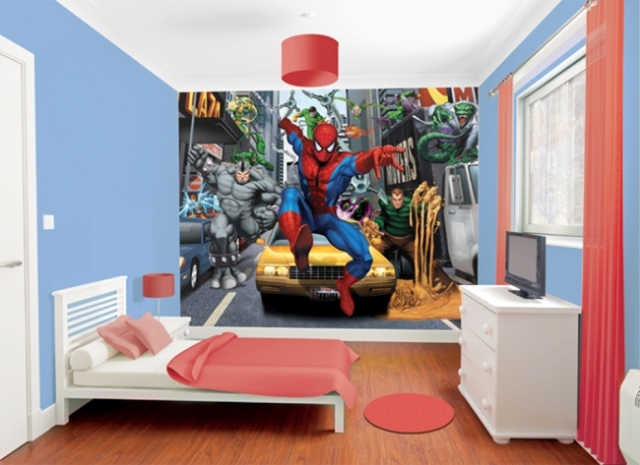 Fotomural Spiderman