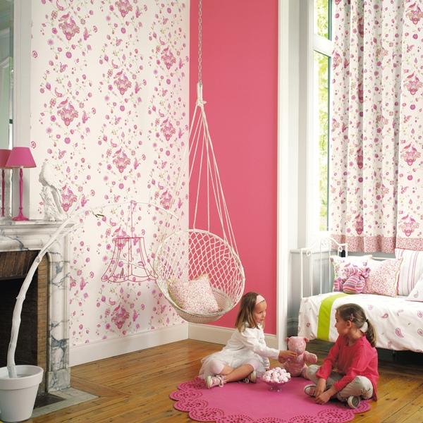 Papel Pintado Infantil My Room en Barcelona