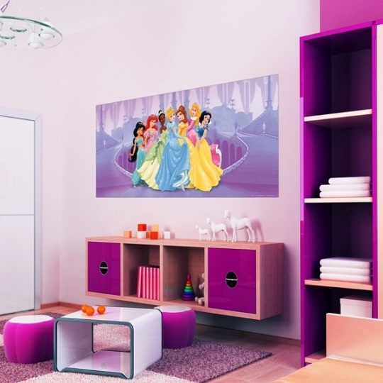 Fotomural infantil Panoramico de Disney