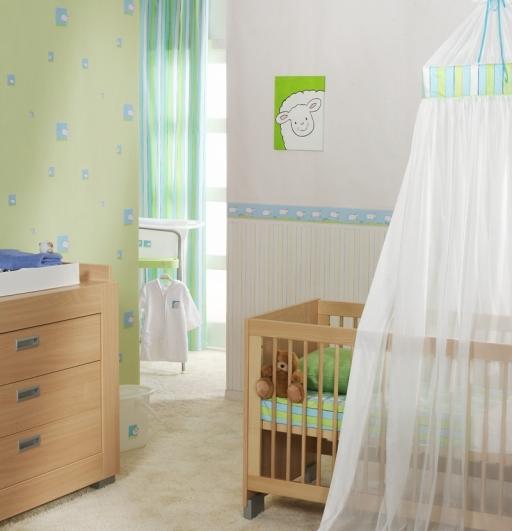 Papel Pintado Bebes