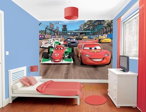 fotomurales_infantiles_cars
