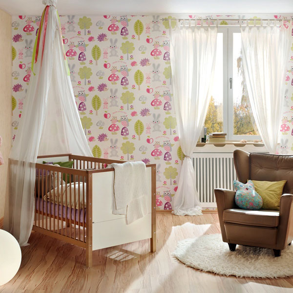 Papel Pintado Para Bebes