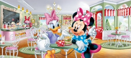 Fotomural Minnie Mouse FTDH0644