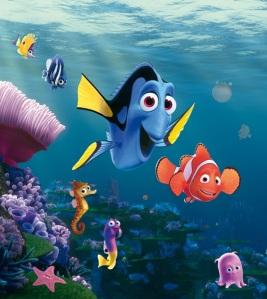 Fotomural Nemo FTDL1932
