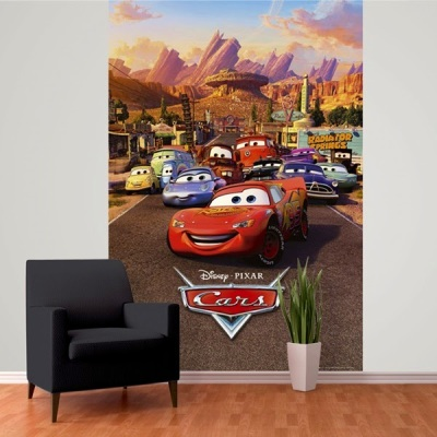 Fotomural Cars Rayo McQueen