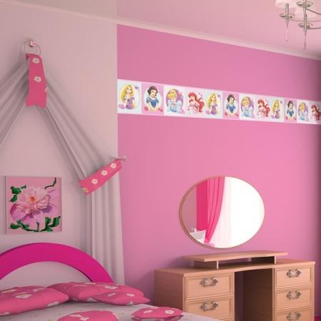 Cenefa Disney Princesas