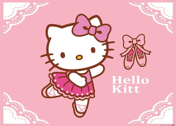 Mini Mural Hello Kitty 160 x 115