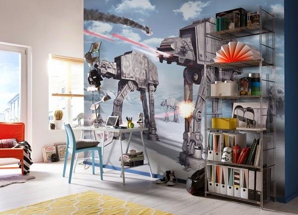 Fotomurales Star Wars