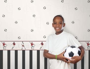 Papel Pintado Futbol