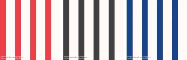 Papeles Pintados Rayas para combinar